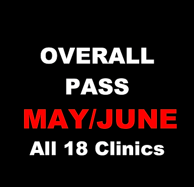 OVERALL PASS (MAY/JUNE)