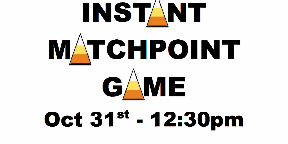 GOLD POINT Instant Matchpoint Game