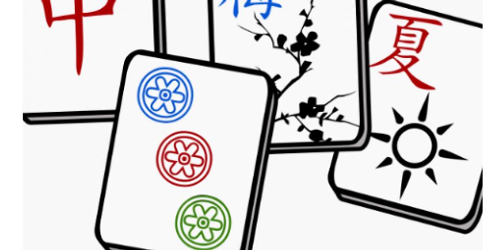 Mahjong Tournament for CASH PRIZES