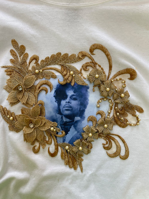 PURPLE RAIN. Prince t-shirt
