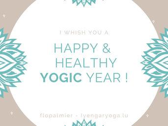 Happy yogic new year!