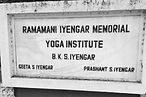 Ramamai Iyengar Memorial Yoga Institute, Pune