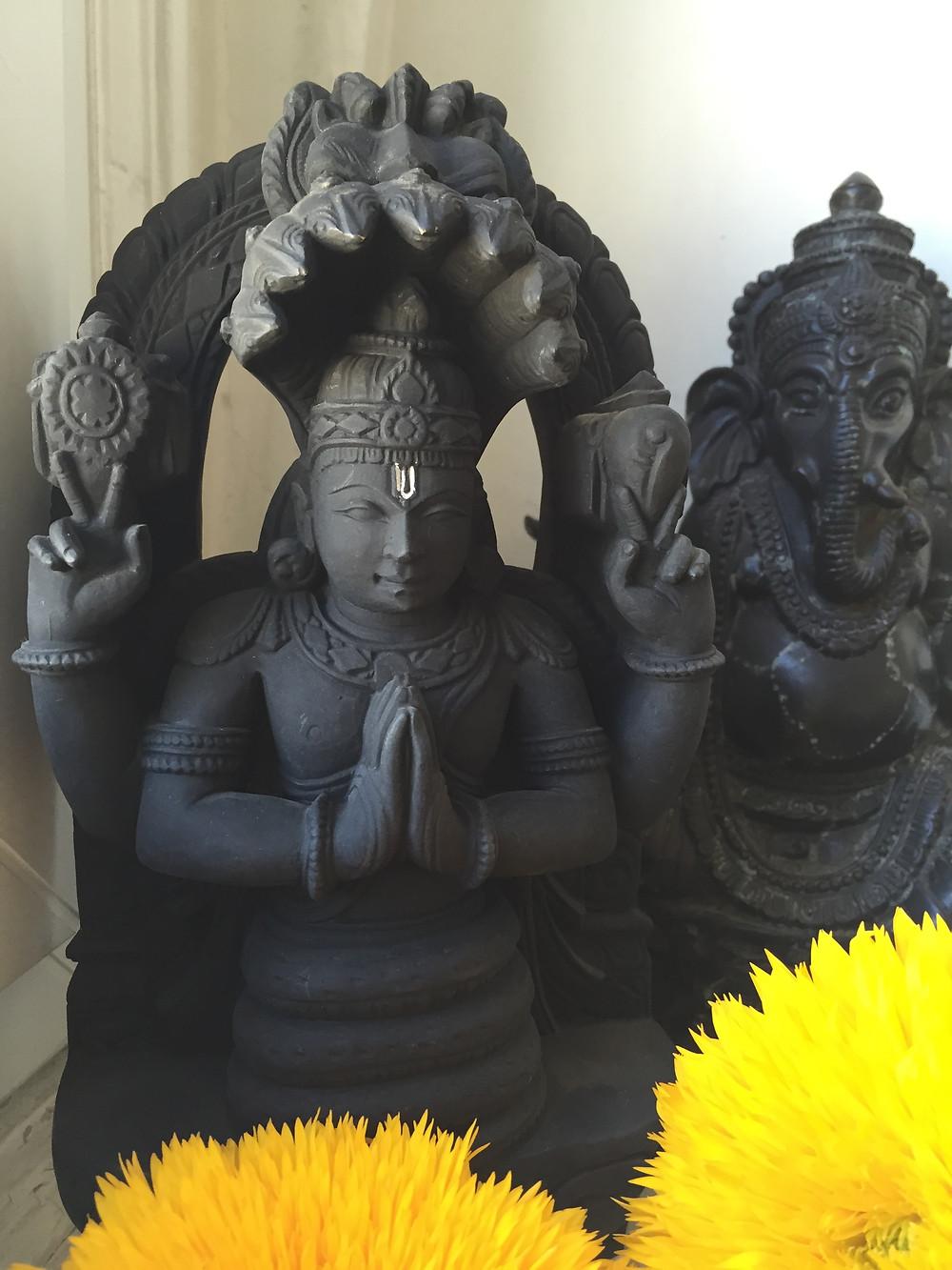 Patanjali, auteur des Yoga Sutras