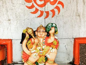 Hanumān Jayanti