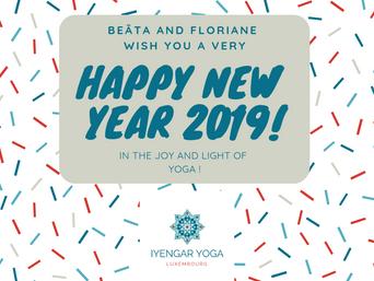 Best wishes 2019