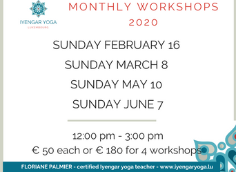 Sunday 8th of March : 3-HOURS WORKSHOP