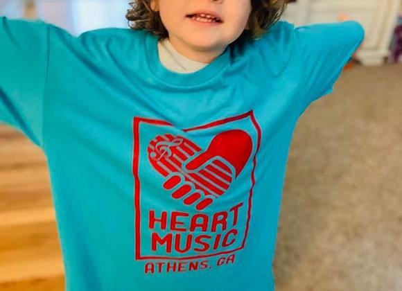 HEART Music T-Shirt