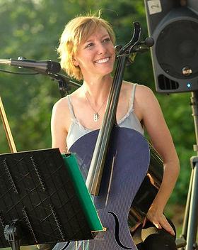 Karen Bergmann cello HEART Music