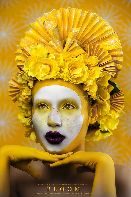 Bloom Headpiece
