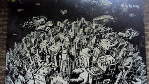 Retrato de Cidade na Cidade