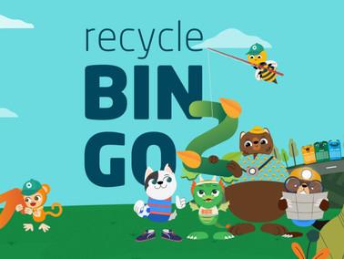 Recycle BinGo
