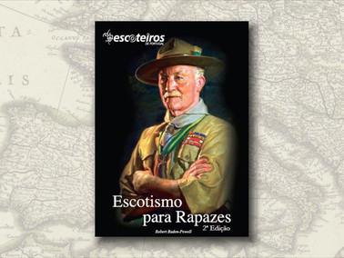 """Escotismo para Rapazes"", de Robert Baden-Powell"