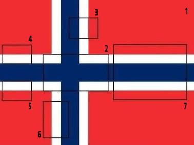 Uma bandeira que vale por sete