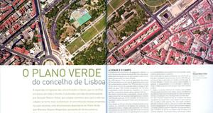 """""""O Plano Verde do Concelho de Lisboa"""""""
