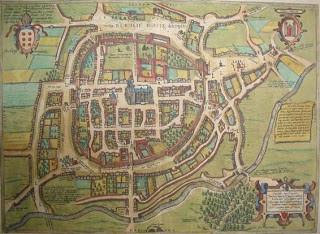 Mapas e História