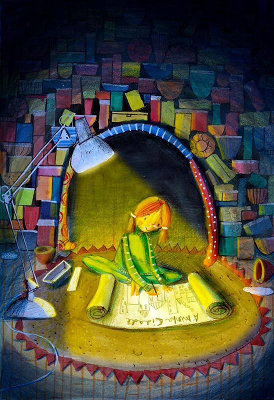 Ilustração de Paulo Galindro.