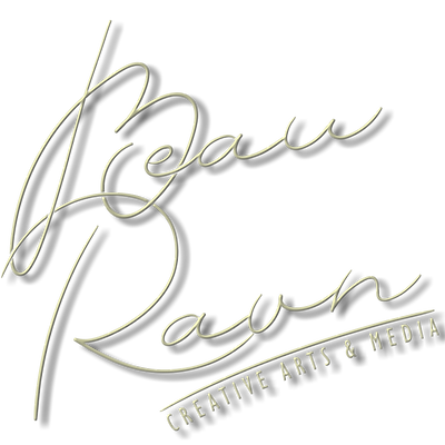 Beau Ravn CAM logo gold with shadow tran