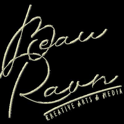 Beau Ravn CAM logo gold with shadow tran