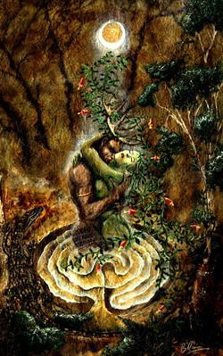 Cerne & The Goddess