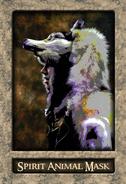 Spirit Animal Mask