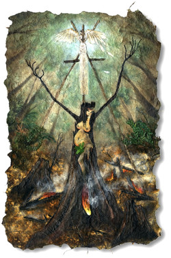 Gaia Crucifiction