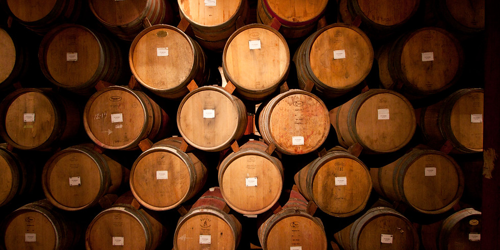 Online wine tasting - Session 4 - Maturation (Ageing)
