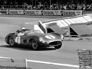 Sir Stirling Moss OBE