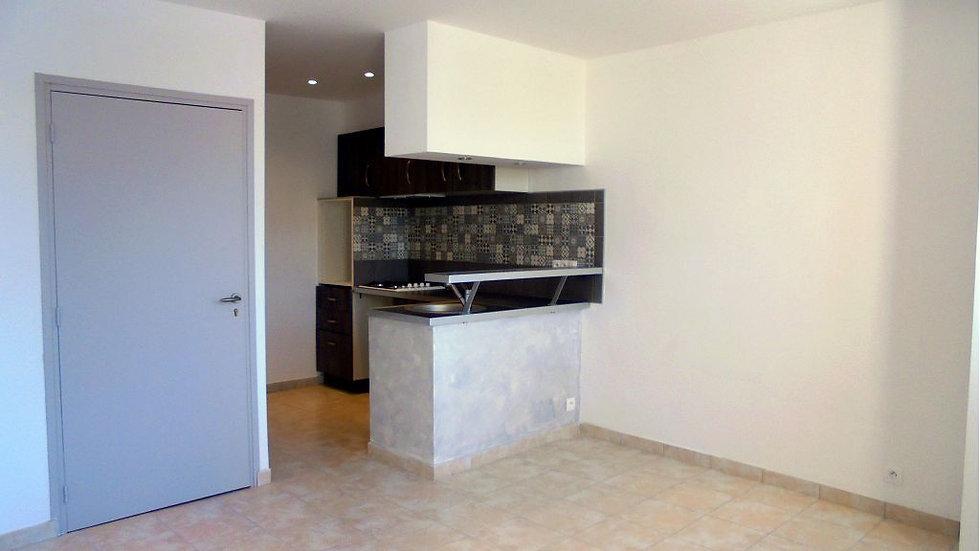 SALERNES (Var) - Appartement T2 de 58 m²