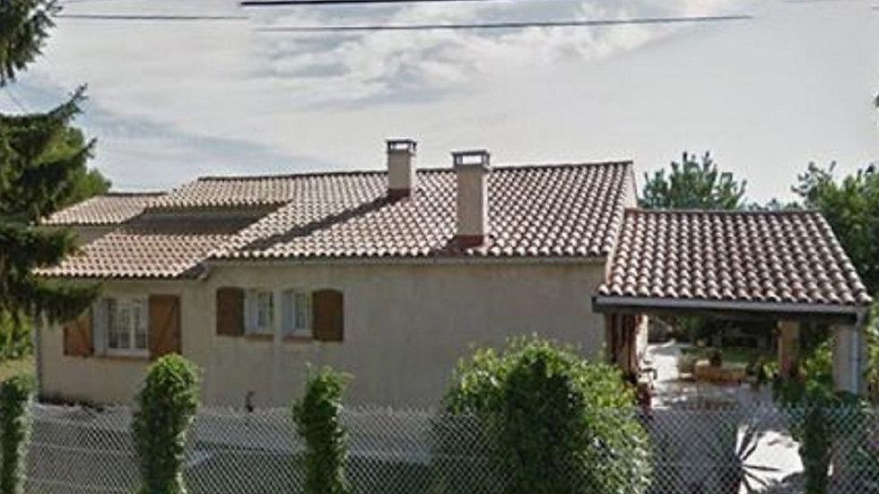 MONTMEYAN (Var) - Maison de 110 m²