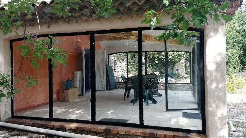 TAVERNES - Maison de 100 m²