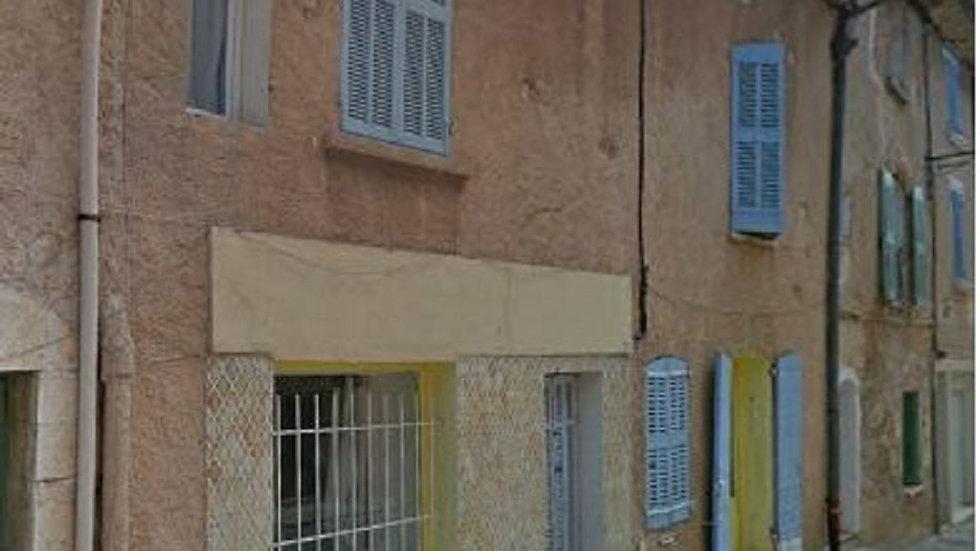 REGUSSE (Var) - Maison de village de 80 m²