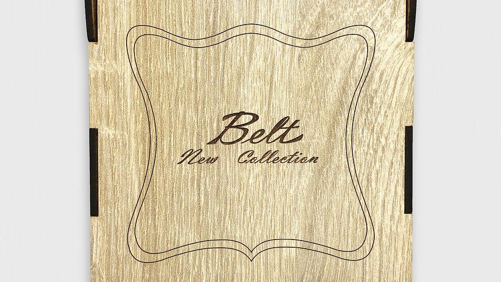 Подарочная коробка Belt Collection #5