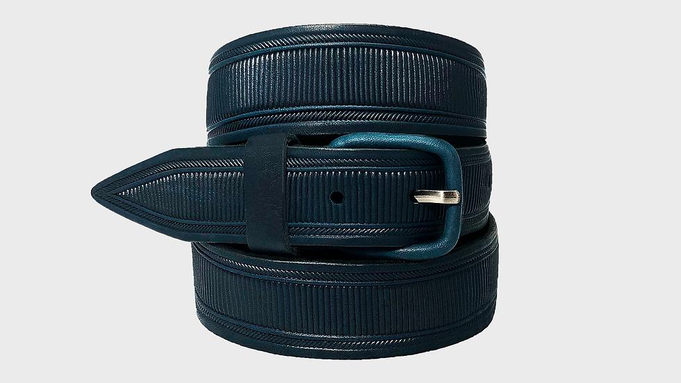 Ремень New Style B0001-35 Blue