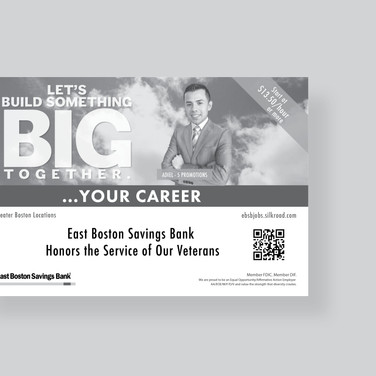 Eastern Boston Savings Bank Postcard