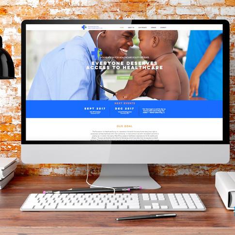 FHEquity.org website design
