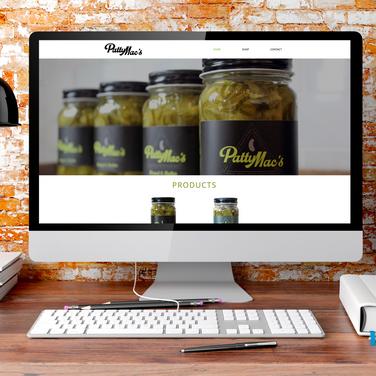PattyMac's Pickles Website