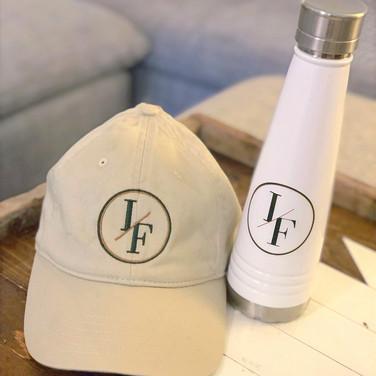 Ingenium Farm Hat and Water Bottle