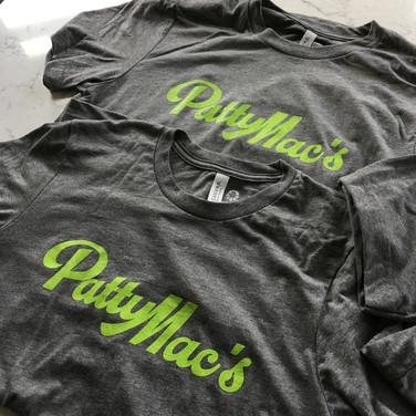 PattyMacs front tshirt