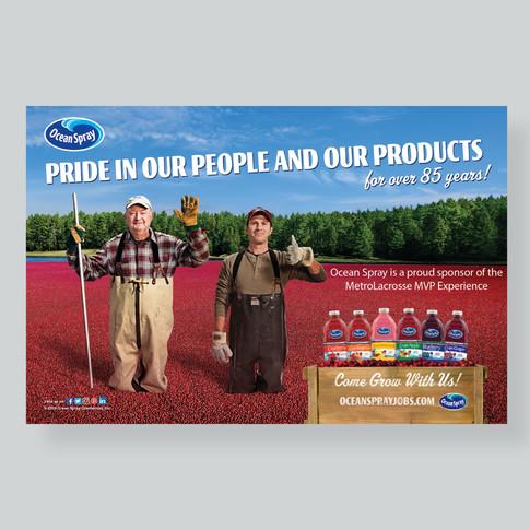 Ocean Spray Advertisement