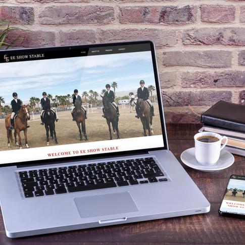 EE Show Stables Website