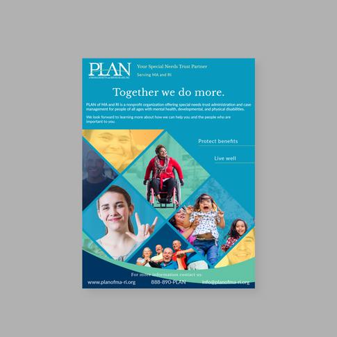 PLAN Advertisement
