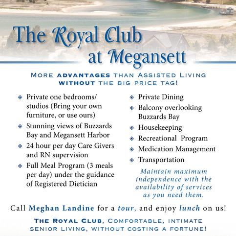 Royal Health Group Advertisement