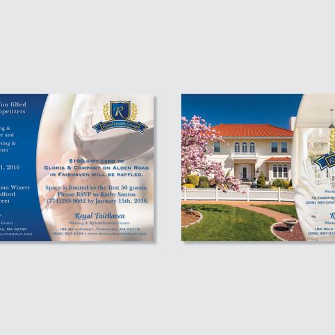 Royal Health Group Postcards