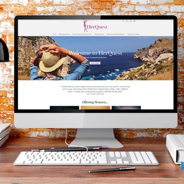 HerQuest, LLC. Website