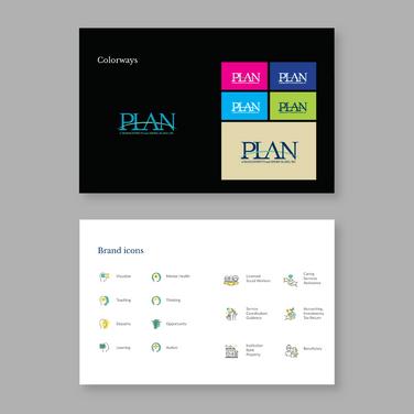 PLAN Brand Guide