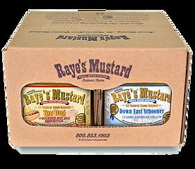 Shop Eastport Maine: Raye's Mustard Online Store