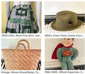 Shop Eastport Maine: Amy Ray's Bingville Vintage Etsy Shop