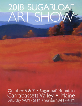 Sugarloaf Homecoming Show Poster Art Contest