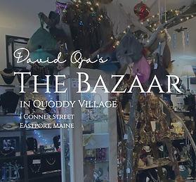 Shop Eastport Maine Online - David Oja's The Bazaar