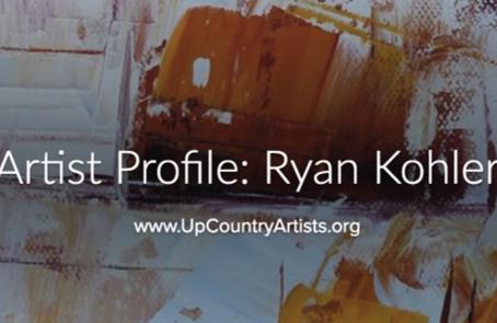 Artist Profile - Ryan Kohler